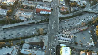 Fast Highway Aerial