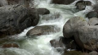 Fast Water Stream