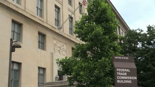 Federal Trade Commission Building and Sign 1