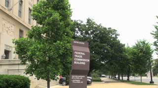 Federal Trade Commission Building and Sign 3