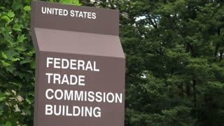 Federal Trade Commission Building Sign