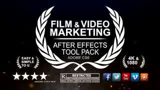 Film And Media Marketing Pack