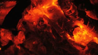 Fire Hot Coals