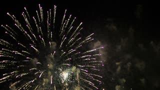 Fireworks Pan