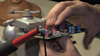 Fixing Circuit Board