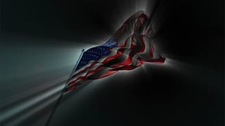 Flag-Sunny Dark