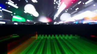Flashing Light Radio