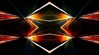 Flashing Mirror Lights