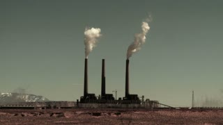 Flat Desert Factory