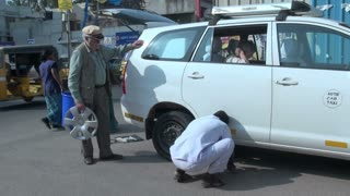 Flat Tires In India