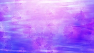 Flower background loop animation