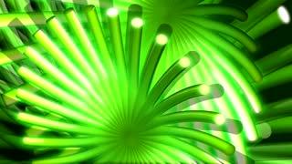 Flower Green string