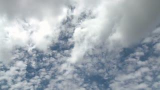 Fluttery Cloud Timelapse