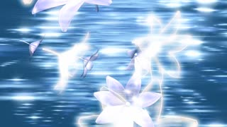 Flying White Lilies