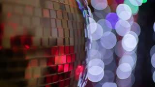 Focus Blur Disco Spin