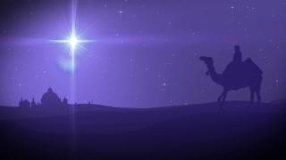 Following Star to Bethlehem