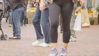 Foot Crowd Boston Marketplace