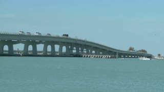 Fort Myers Bridge Traffic