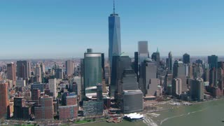 Freedom Tower Aerial
