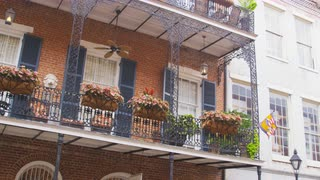 French Quarter Converted House, New Orleans, Louisiana