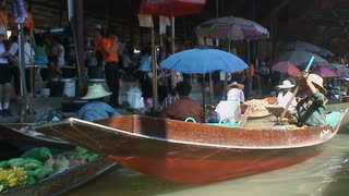Fresh Thailand Floating Market