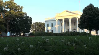 Front Yard of the White House
