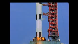 Full Apollo 14 Lift Off