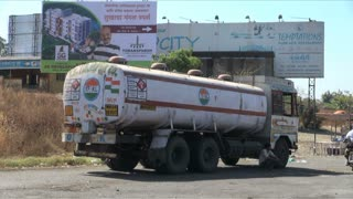 Gas Truck In India