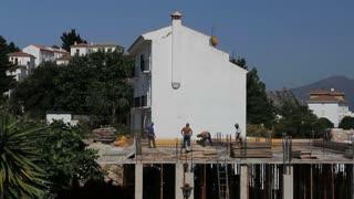 Gaucin Construction Workers 2