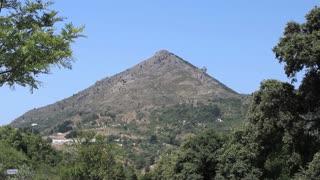 Gaucin Mountain