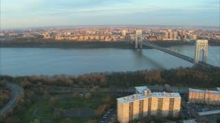 George Washington Bridge from a Distance