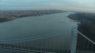 George Washington Bridge Top View 1