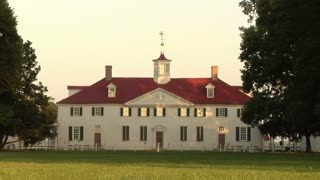 George Washingtons Mt. Vernon Home