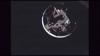 Getting Closer to Lunar Module