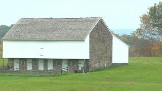 Gettysburg Battlefield Barn