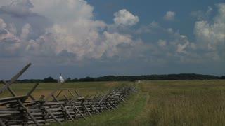 Gettysburg Battlefield Snake Fence