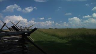 Gettysburg Battlefield Wheatfield