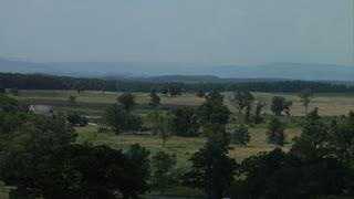 Gettysburg Battlefield Wide 2