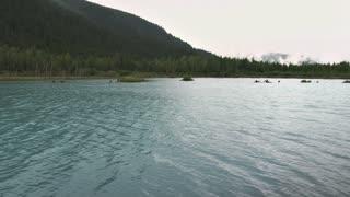 Glacial River Pan