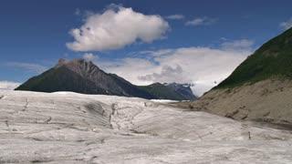 Glacier Mountain Timelapse