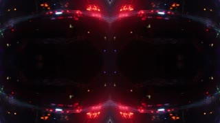 Glitter Mirrored