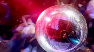 Glittery Disco Ball