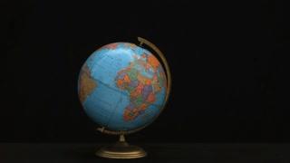 Globe Explosion