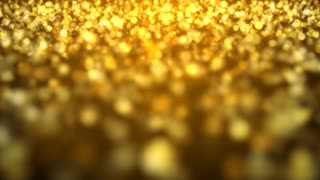 Golden Orb Particles
