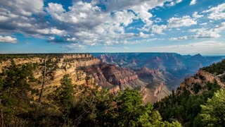 Grand Canyon Landscape Time Lapse