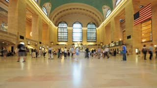 Grand Central Station Floor