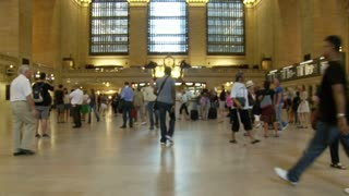Grand Central Train Station Ground Floor