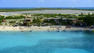 Grand Turk Island Beach Boating