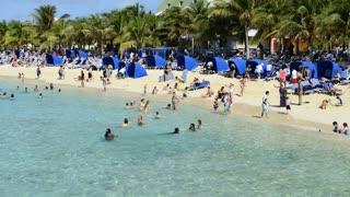 Grand Turk Island Shallow Beach