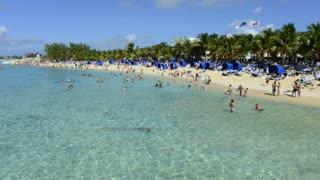 Grand Turk Island Swimming